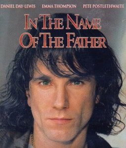 In the Name of the Father movie poster
