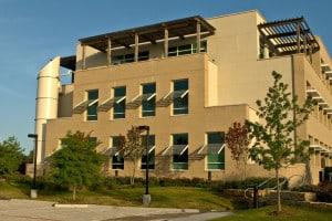 McKinney Green building