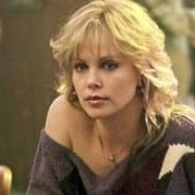 Actress Charlize Theron in the movie North Country