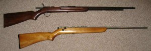 remington rifle