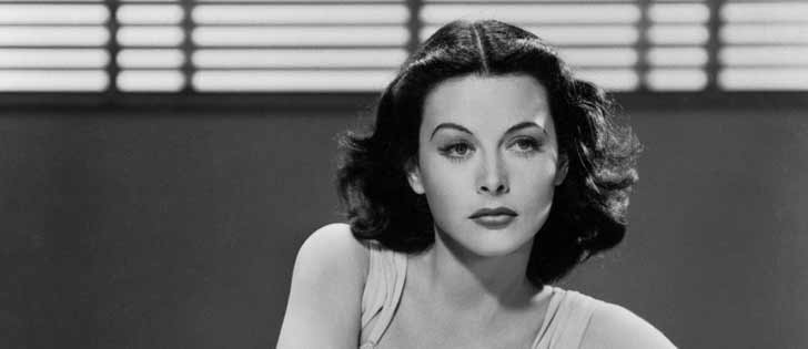Hedy Lamarr was a famous female engineer and actress