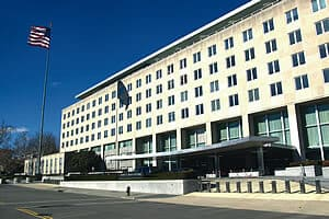 Department of State Building