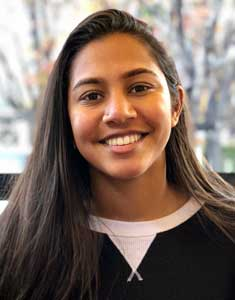 Charu Vijay is IEI's summer 2020 scholarship winner
