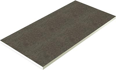Insulation board used in commercial buildings